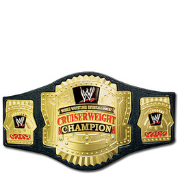 WWE Cruiserweight Championship Belt Reviews