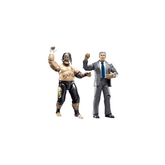WWE Adrenaline Series 28 - Umaga & Mr McMahon