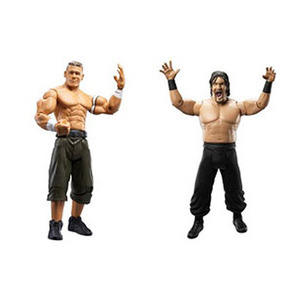 Photo of WWE Adrenaline John Cena & The Great Khali Toy