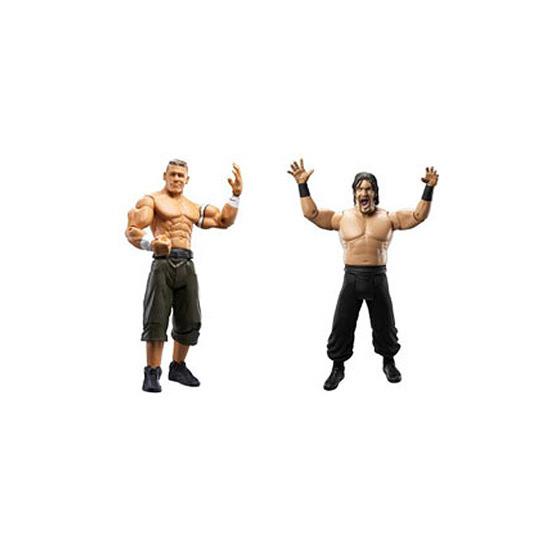 WWE Adrenaline John Cena & The Great Khali