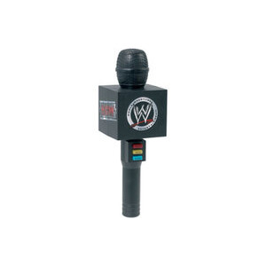 Photo of WWE Superstar Voice Changer Microphone Toy