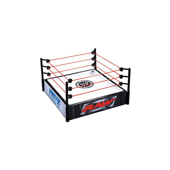WWE - Stunt Action Spring Ring