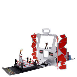 WWE Micro Aggression 2-in-1 Battle Arena Reviews