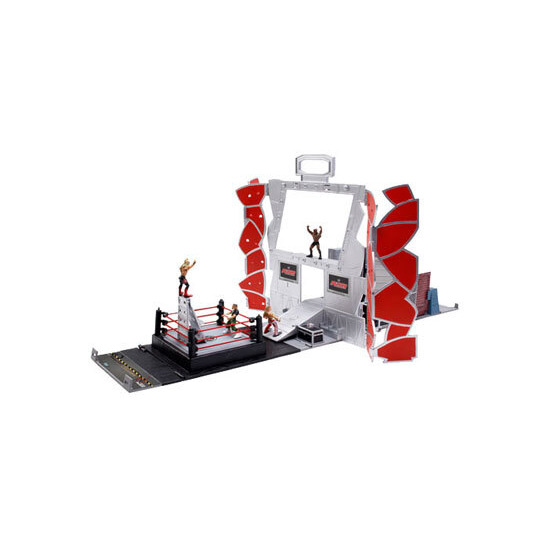 WWE Micro Aggression 2-in-1 Battle Arena