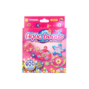 Photo of Aqua Beads Art - Flowers Refill Pack Toy