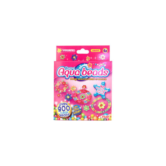 Aqua Beads Art - Flowers Refill Pack