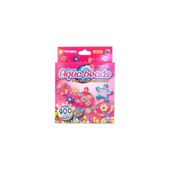 Aqua Beads Art - Flowers Refill Pack