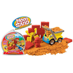 Photo of Moon Sand - Construction Toy