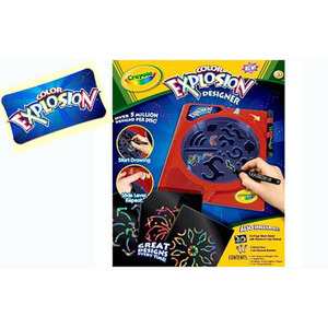 Photo of Crayola - Colour Explosion Designer Toy
