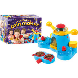 Photo of Golden Coin Maker Toy