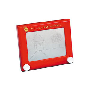 Photo of Classic Etch A Sketch Toy