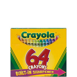 Crayola - 64 Crayons Reviews