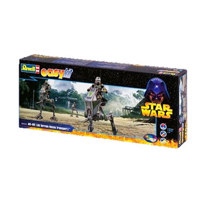 Photo of Revell Star Wars Easy Kit AT-RT Toy