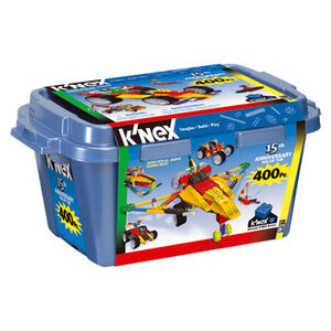 Photo of Knex - 15TH Anniversary 400 Piece Tub Toy