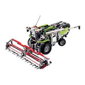 Photo of Lego Technic - Combine Harvester Toy