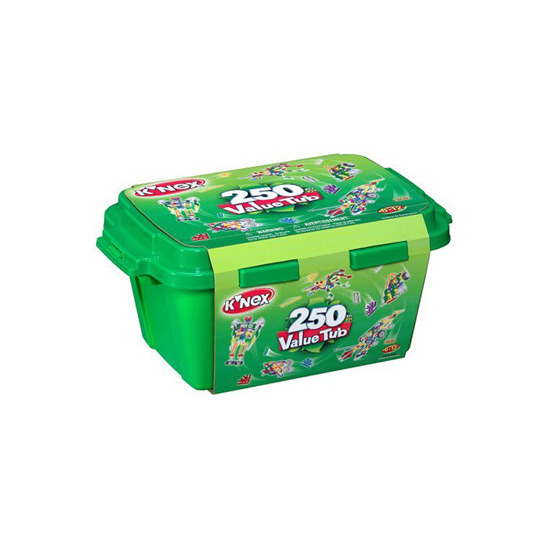 Knex 250pc Green Tub