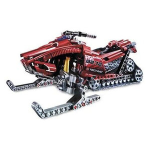 Photo of Lego Technic - Snow Mobile Toy