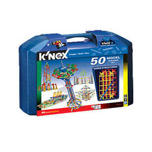 Photo of Knex - 50 Model Building Set Super Structures Toy