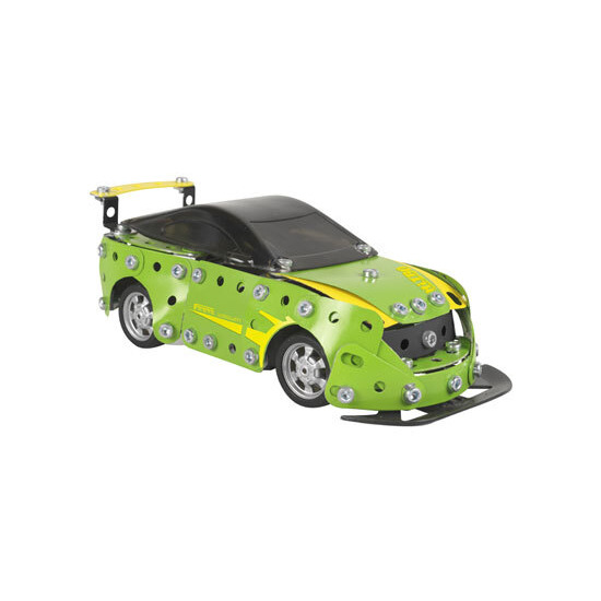 Meccano- Tuning Urban Radio Controlled Car
