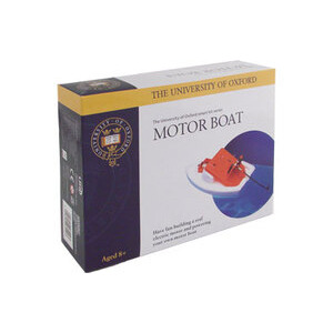 Photo of Smart Kit - Motor Boat Toy