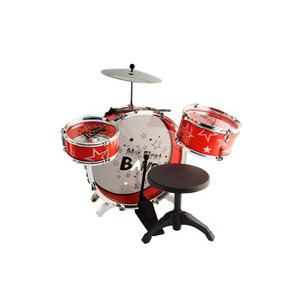 Photo of Groovy Tunes - Drum Set With Chair Musical Instrument