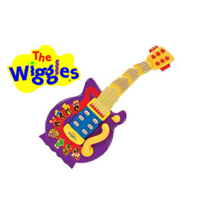 Photo of The Wiggles - Wiggling Dancing Guitar Toy
