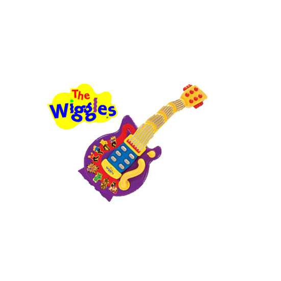 The Wiggles - Wiggling Dancing Guitar