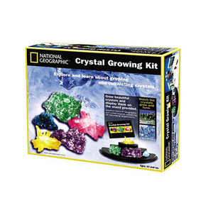 Photo of National Geographic - Crystal Growing Kit Toy