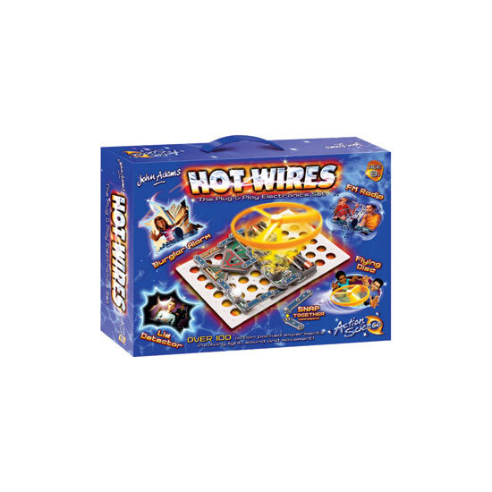 Hot Wires - Electronic Experiments