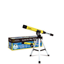 National Geographic - Land & Sky Telescope Reviews