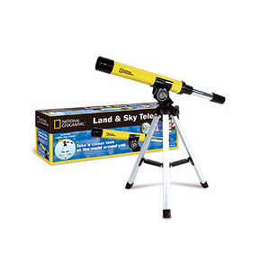 Photo of National Geographic - Land & Sky Telescope Toy