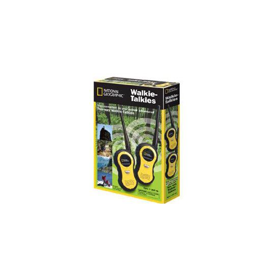 National Geographic - Walkie-Talkies