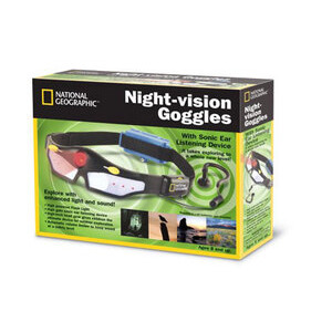 Photo of National Geographic - Night Vision Goggles Toy