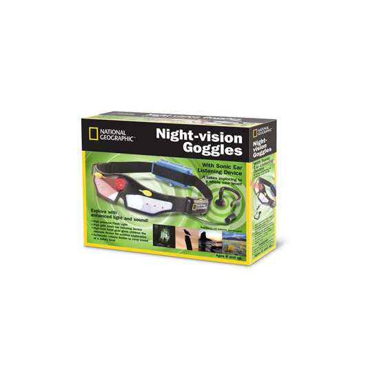 National Geographic - Night Vision Goggles