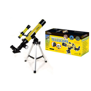 Photo of National Geographic - Compact Land & Sky Telescope Toy