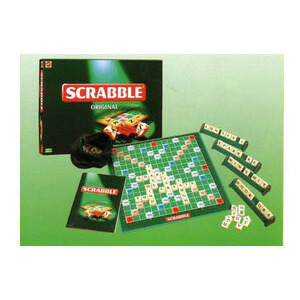 Photo of Scrabble Toy