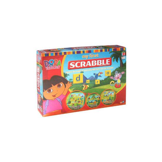 My First Dora The Explorer Scrabble