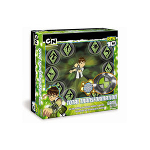 Photo of Ben 10 - Total Transformation Game Toy