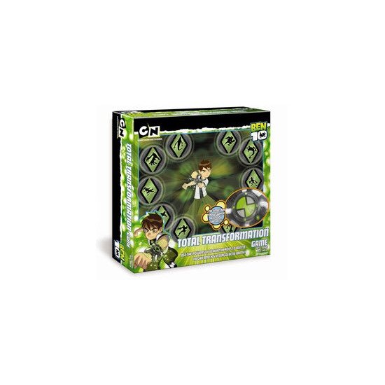Ben 10 - Total Transformation Game