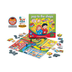 Photo of Orchard Toys Pop To The Shops Toy