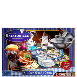 Ratatouille Kitchen Quake Game Reviews