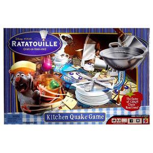 Photo of Ratatouille Kitchen Quake Game Toy