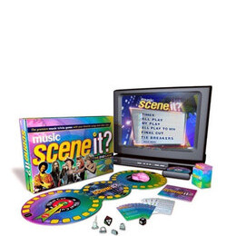 Scene It? Music Edition DVD Game Reviews