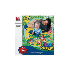 Photo of In The Night Garden - Floor Puzzle Toy