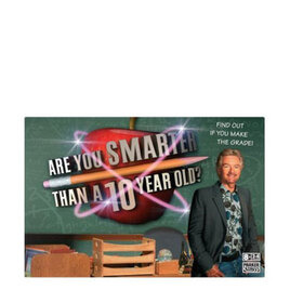 Are you smarter than a 10 year old? Reviews