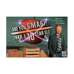 Photo of Are YOU Smarter Than A 10 Year Old? Board Games and Puzzle