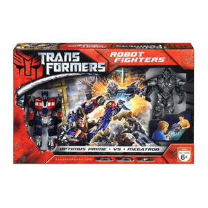 Photo of Transformers Robot Fighters Toy
