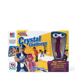 Lazy Town Crystal Challenge Reviews