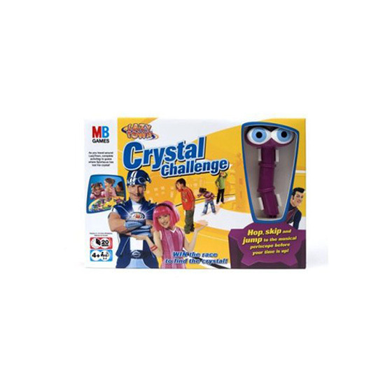 Lazy Town Crystal Challenge