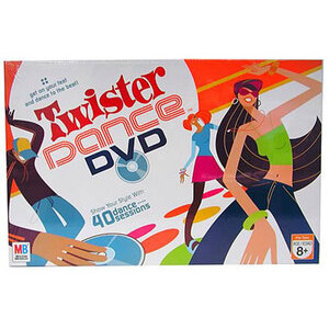 Photo of Twister Dance DVD Edition Game Toy